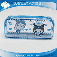 China manufacturer waterproof zipper design pencil bag