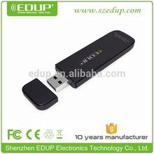 Good signal 2.4G+5G dual band 600Mbps USB wifi adapter with ralink3572 chipset EP-DB1301