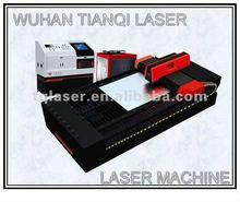 High Speed Fiber Laser Cutting Machine For Titanium Alloy Cutting