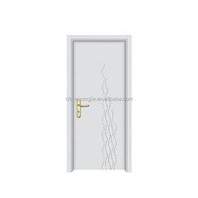 New design promotional product Environment friendly knotty pine door