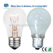 price soft white 110v 12v 60w incandescent bulb