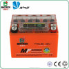 Motorcycle Parts 12V 4ah Sealed Lead Acid Gel Recharge Battery