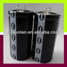 Snap In 330V 500UF Customized Size Aluminum Electrolytic Capacitor Electronic Welder Capacitor