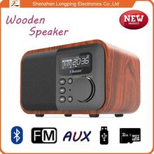2015 Europe Retro pill bluetooth speaker with woofer speaker