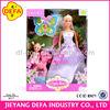 2014 Hot Cheap 11.5'' Fashional Girl doll Plastic My little Pony Horse Doll