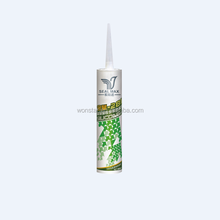 New best quality gp acetic silicone sealant for big glass/door/duct work etc.