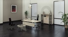 EXECUTIVE MANAGER TABLE (VOLO OFFICE FURNITURE)