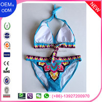 Various Colors Girls Sexy New Fashionable Swimming Wear