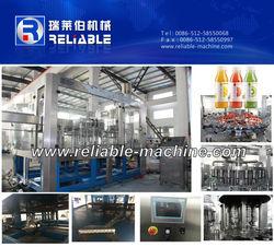 CGFR Series Tea/Fruit Juice Hot Filling Machine for Sale