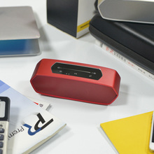 Aluminum Case Stereo Bluetooth Speakers High Quality