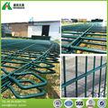 Pvc venta caliente de metal recubierto barato cerca de alambre galvanizado