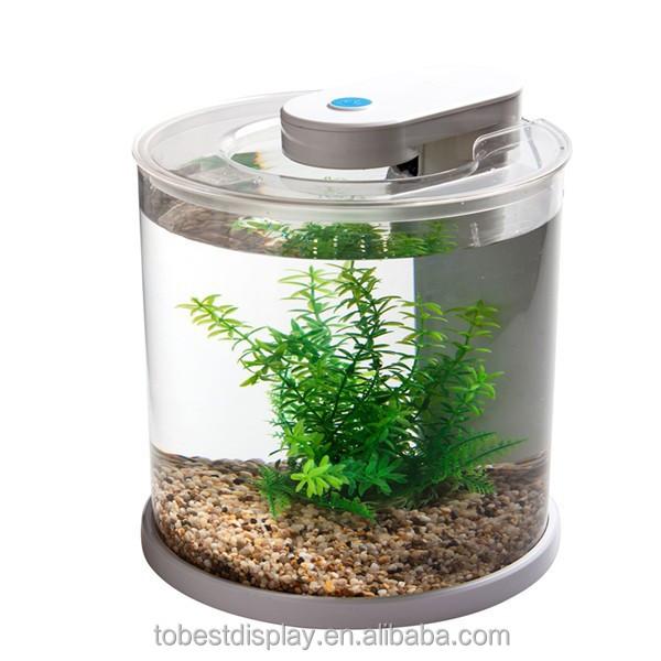 Learn to aquaponic download aquaponics acrylic tank for Aquaponics fish tank