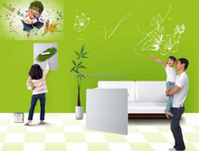 Eco Low Energy Saving Electric Infrared Panel Heater. Paintable heating panel,DIY Painting