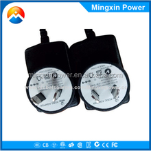 2014 hot selling newest designed 10v ac dc power adaptor for video game console