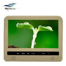 portable car dvd player with fm transmitter for all auto