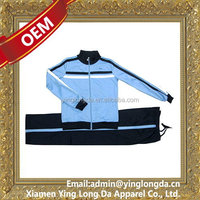 Alibaba china hot sale hooded tracksuit jogging suit for women