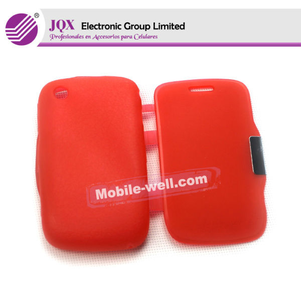 colores caja del teléfono funda para blackberry 9810