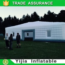 Hot selling durable cube inflatable tent for event