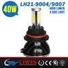 LW Top Quality Dust Proof Devil Eye Projector Headlight h4 h13 9004 9007 led headlight