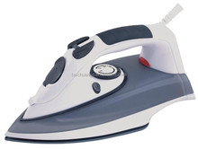 2015 New steam iron with stainless steel soleplate