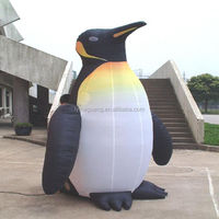 Advertising inflatable animal inflatable penguin