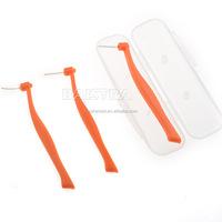 Dental Brush Teeth Cleaner CE Certified Dental Disposable Interdental Brushs for Sale