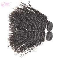100% virgin human indian hair for wholesale virgin indian kinky curly hair