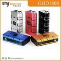 cigarrillo electrónico, nuevos productos, modelo mecánico Smy 260 vatios mod & God 180s, Mejor vendido