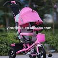 2015 alta calidad triciclo de niños piezas/triciclo para niños/triciclo de niños y el remolque