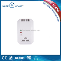 AC110-270V stand alone combustible gas leak detector for kitchen cooking