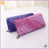 Online shopping leather wallets