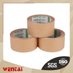 Water activity packing Write kraft adhesive tape