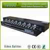 (YK-TG8-16) 8 In16 Out CCTV Camera Video Splitter