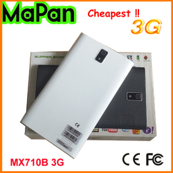 Tablet PC android 7 inch dual SIM card MaPan best selling mobile phone tablet 2 cameras