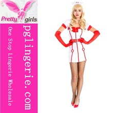 Hot pvc leather nurse costume,nurse halloween costume,sex costume nurse