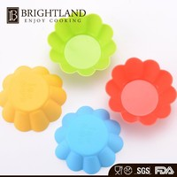 Food Grade Cheaper Price Cake Decorating Supplies Of Silicone Cake Cups Mold