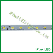 High brightness addressable led rigid bar smd5730 60pcs/m for decoration