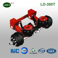 Air Suspension System For Semi Truck