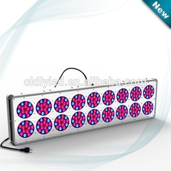 Plants' photosynthesis sun spectrum 1000W HPS/MH growing lights replacement Cidly 18 high power led grow light 270*3w