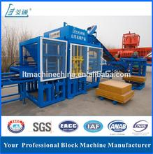 the lowest price at alibaba hollow grinding machine output color fan shaped block using gravel as raw material
