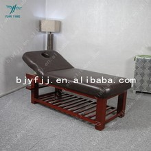 Durable Thai massage bed,beauty spa bed designs