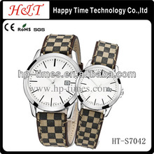Canvas Band Classical Lover Watches Wholesale Cheaper Watches