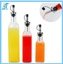 35 oz 1000 ml glass juice bottle with pump lids wholesale