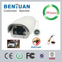 Professional 5- 50mm IR Corrective Lens 700TVL License Number Plate Recognition LPR Camera