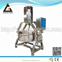 Steam Heating Tilting Jacketed Kettle