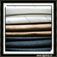 Microfiber nubuck suede leather imitation suede microfibril leather for jodhpurs