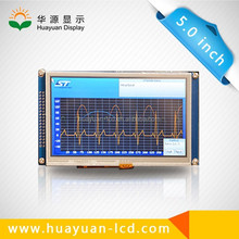 5 inch tft lcd display capacitive touch panel