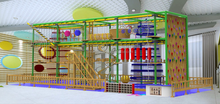 2015 Newly-presented toys store stylish kids play good fun indoor adventure park