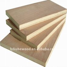 Commercial plywood with poplar core