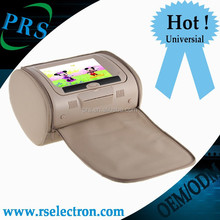 New arrival 9 inch headrest car monitor, 9 inch car headrest minotor player